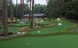 Adventure Golf Drzonków-3